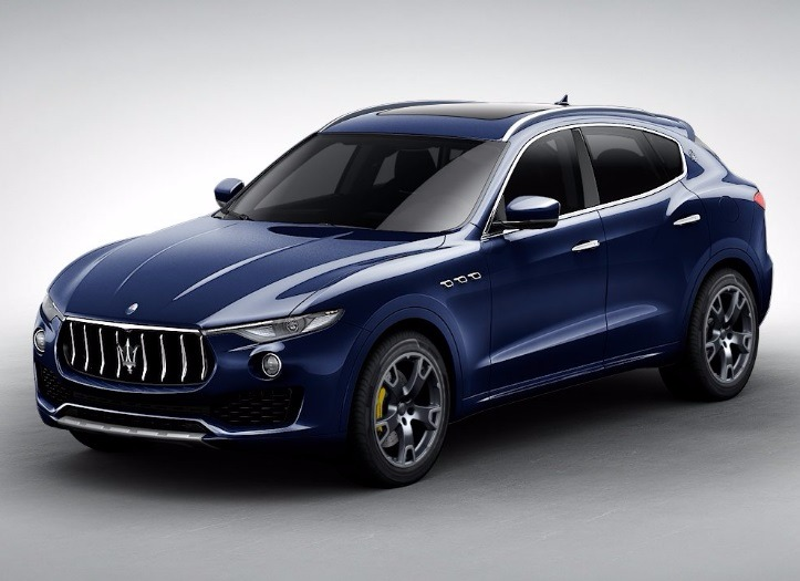 New 2017 Maserati Levante S for sale Sold at Maserati of Westport in Westport CT 06880 1
