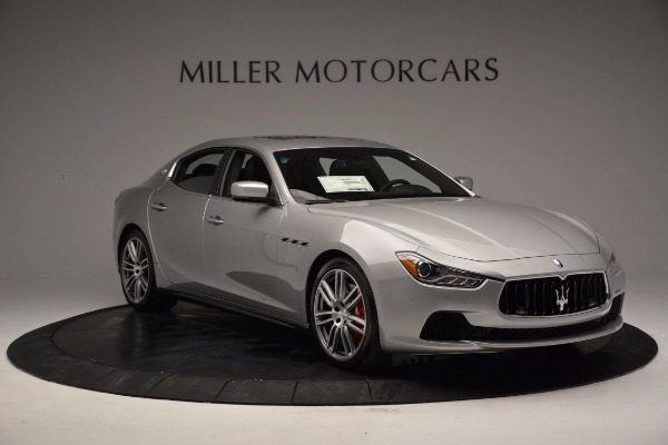 New 2017 Maserati Ghibli S Q4 for sale Sold at Maserati of Westport in Westport CT 06880 11