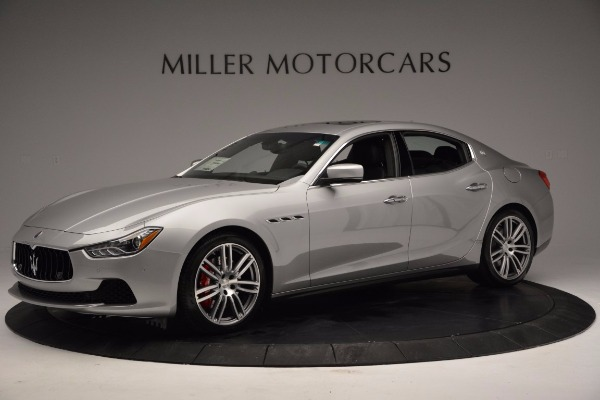 New 2017 Maserati Ghibli S Q4 for sale Sold at Maserati of Westport in Westport CT 06880 2