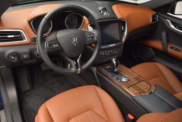 New 2017 Maserati Ghibli SQ4 S Q4 for sale Sold at Maserati of Westport in Westport CT 06880 13
