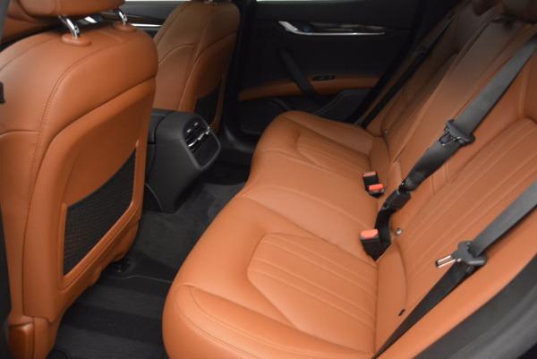 New 2017 Maserati Ghibli SQ4 S Q4 for sale Sold at Maserati of Westport in Westport CT 06880 17