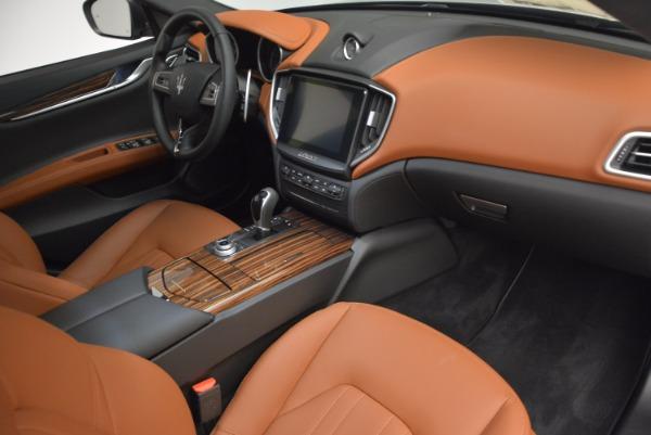 New 2017 Maserati Ghibli SQ4 S Q4 for sale Sold at Maserati of Westport in Westport CT 06880 19