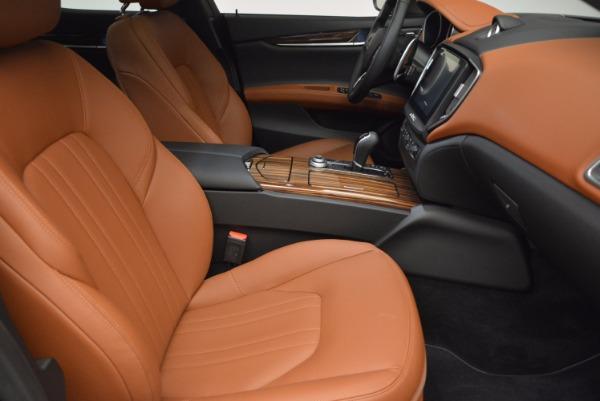 New 2017 Maserati Ghibli SQ4 S Q4 for sale Sold at Maserati of Westport in Westport CT 06880 20