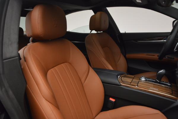New 2017 Maserati Ghibli SQ4 S Q4 for sale Sold at Maserati of Westport in Westport CT 06880 21