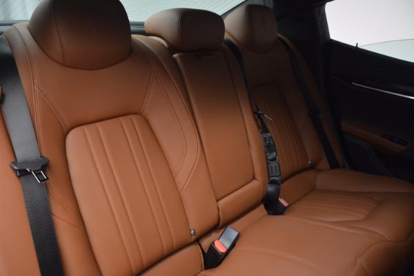 New 2017 Maserati Ghibli SQ4 S Q4 for sale Sold at Maserati of Westport in Westport CT 06880 24