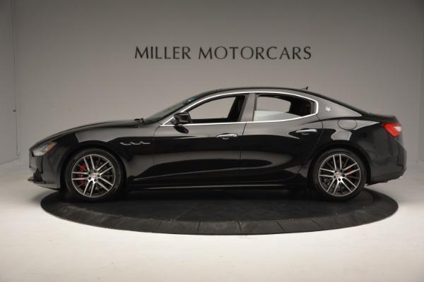 New 2017 Maserati Ghibli SQ4 S Q4 for sale Sold at Maserati of Westport in Westport CT 06880 3