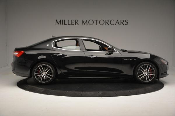 New 2017 Maserati Ghibli SQ4 S Q4 for sale Sold at Maserati of Westport in Westport CT 06880 9