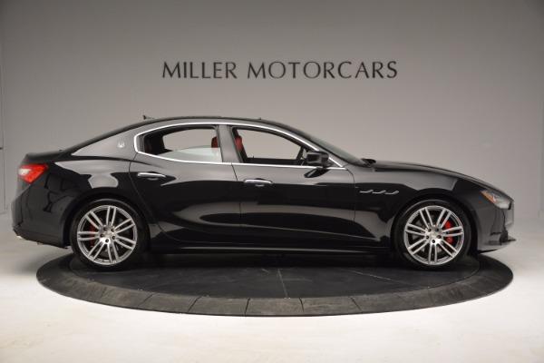 New 2017 Maserati Ghibli SQ4 for sale Sold at Maserati of Westport in Westport CT 06880 10