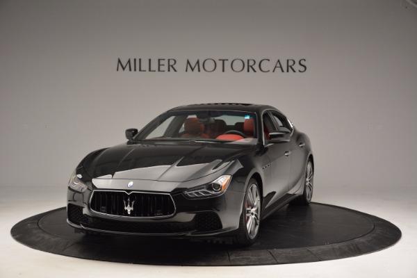 New 2017 Maserati Ghibli SQ4 for sale Sold at Maserati of Westport in Westport CT 06880 14
