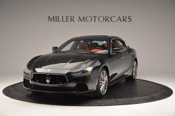 New 2017 Maserati Ghibli SQ4 for sale Sold at Maserati of Westport in Westport CT 06880 16
