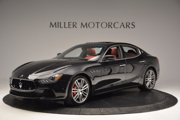 New 2017 Maserati Ghibli SQ4 for sale Sold at Maserati of Westport in Westport CT 06880 2