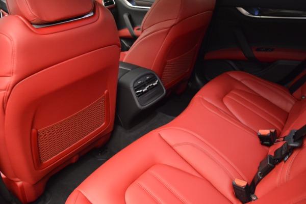 New 2017 Maserati Ghibli SQ4 for sale Sold at Maserati of Westport in Westport CT 06880 23