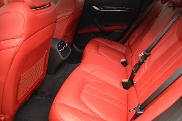 New 2017 Maserati Ghibli SQ4 for sale Sold at Maserati of Westport in Westport CT 06880 24
