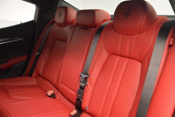 New 2017 Maserati Ghibli SQ4 for sale Sold at Maserati of Westport in Westport CT 06880 25