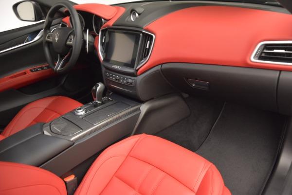 New 2017 Maserati Ghibli SQ4 for sale Sold at Maserati of Westport in Westport CT 06880 26