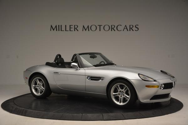 Used 2000 BMW Z8 for sale $177,900 at Maserati of Westport in Westport CT 06880 10