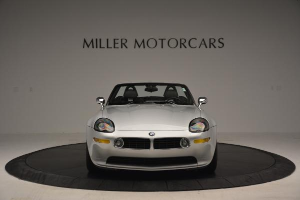 Used 2000 BMW Z8 for sale Sold at Maserati of Westport in Westport CT 06880 12