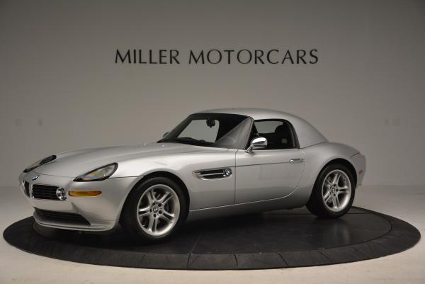 Used 2000 BMW Z8 for sale Sold at Maserati of Westport in Westport CT 06880 14