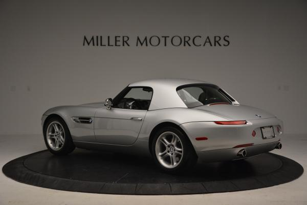 Used 2000 BMW Z8 for sale Sold at Maserati of Westport in Westport CT 06880 16