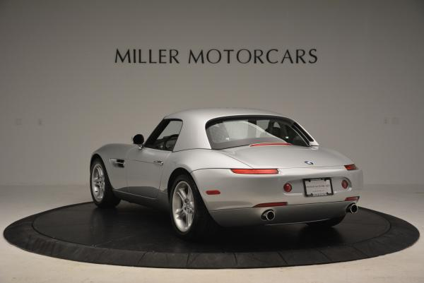 Used 2000 BMW Z8 for sale Sold at Maserati of Westport in Westport CT 06880 17