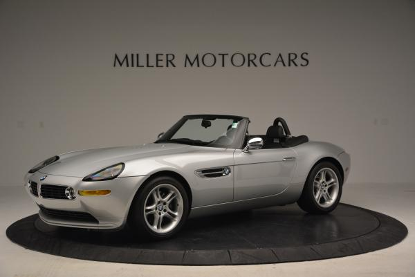 Used 2000 BMW Z8 for sale Sold at Maserati of Westport in Westport CT 06880 2