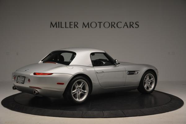 Used 2000 BMW Z8 for sale Sold at Maserati of Westport in Westport CT 06880 20