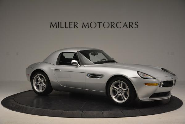 Used 2000 BMW Z8 for sale Sold at Maserati of Westport in Westport CT 06880 22
