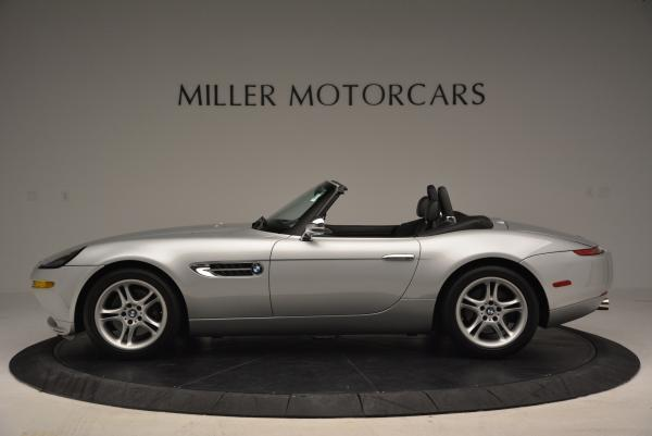 Used 2000 BMW Z8 for sale Sold at Maserati of Westport in Westport CT 06880 3