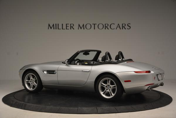 Used 2000 BMW Z8 for sale Sold at Maserati of Westport in Westport CT 06880 4