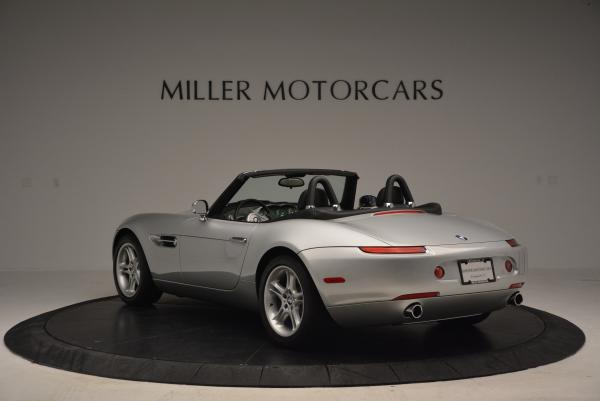 Used 2000 BMW Z8 for sale Sold at Maserati of Westport in Westport CT 06880 5