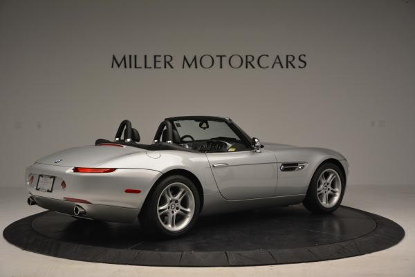 Used 2000 BMW Z8 for sale Sold at Maserati of Westport in Westport CT 06880 8