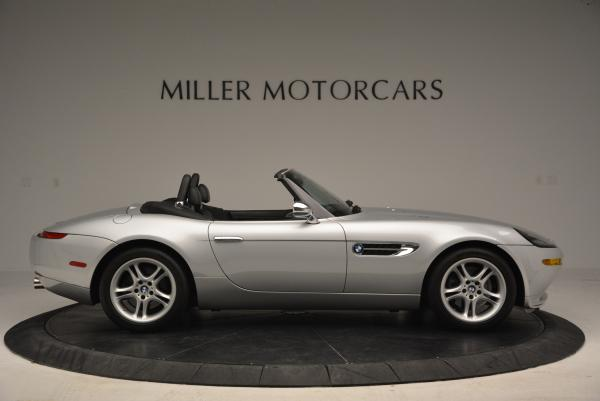 Used 2000 BMW Z8 for sale Sold at Maserati of Westport in Westport CT 06880 9