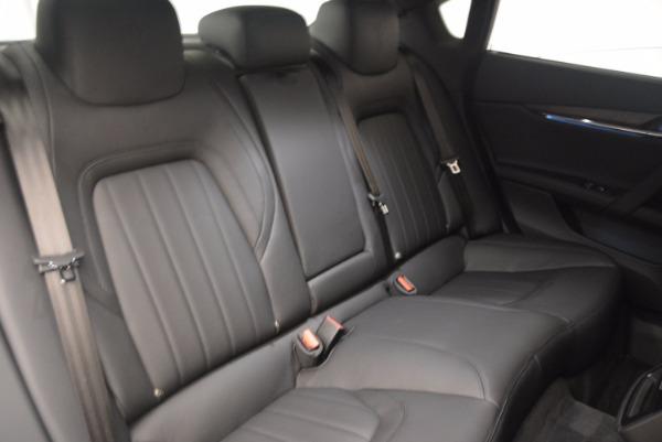 New 2017 Maserati Quattroporte SQ4 for sale Sold at Maserati of Westport in Westport CT 06880 21