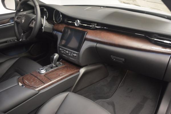 New 2017 Maserati Quattroporte SQ4 for sale Sold at Maserati of Westport in Westport CT 06880 22