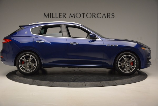 New 2017 Maserati Levante S for sale Sold at Maserati of Westport in Westport CT 06880 7
