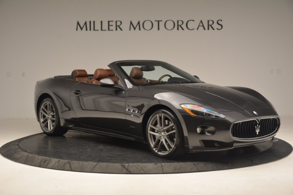 Used 2012 Maserati GranTurismo Sport for sale Sold at Maserati of Westport in Westport CT 06880 11
