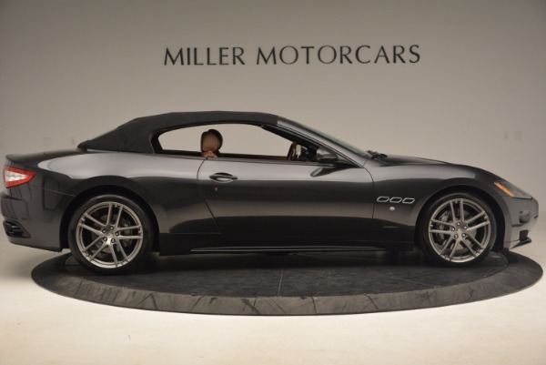 Used 2012 Maserati GranTurismo Sport for sale Sold at Maserati of Westport in Westport CT 06880 16