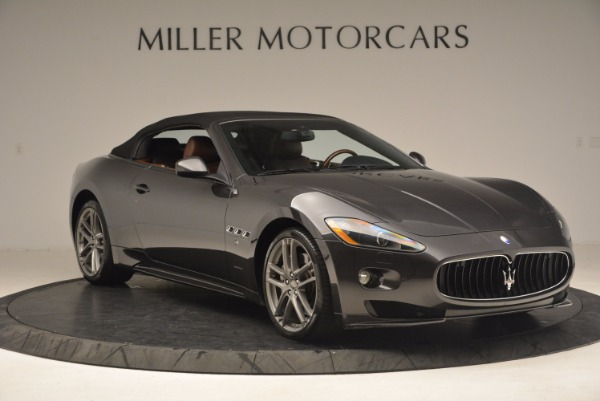 Used 2012 Maserati GranTurismo Sport for sale Sold at Maserati of Westport in Westport CT 06880 18