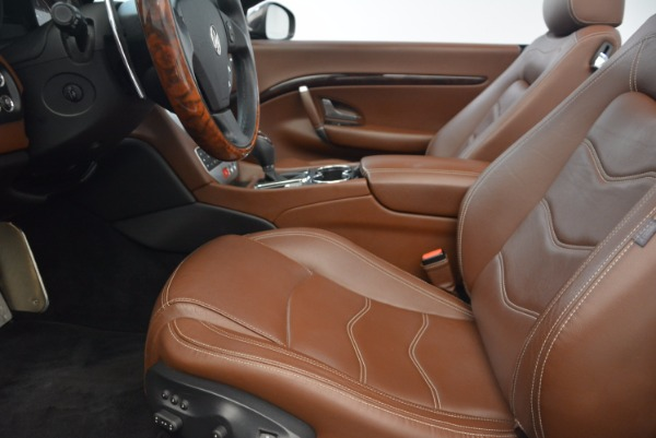 Used 2012 Maserati GranTurismo Sport for sale Sold at Maserati of Westport in Westport CT 06880 22