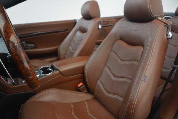 Used 2012 Maserati GranTurismo Sport for sale Sold at Maserati of Westport in Westport CT 06880 23