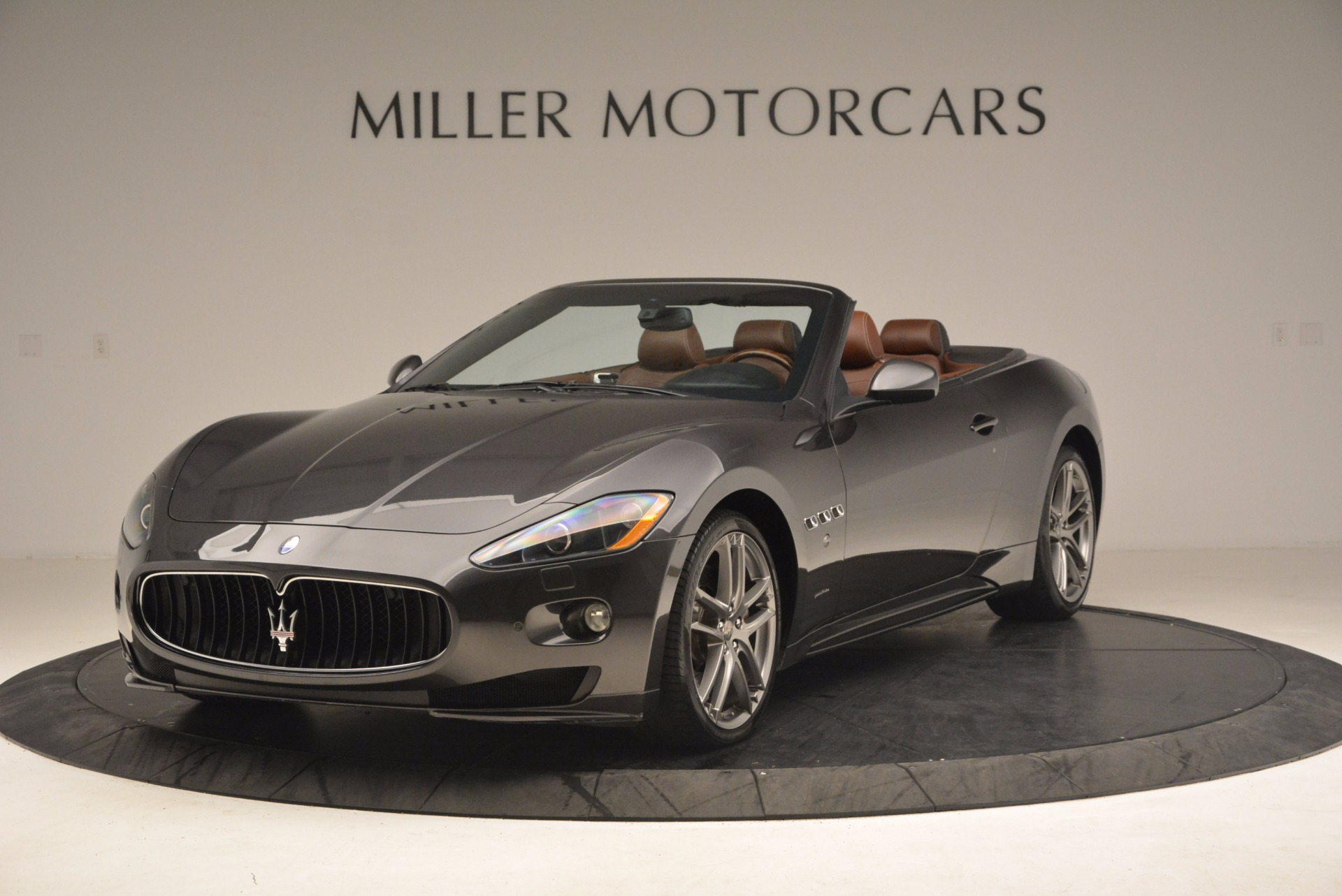 Used 2012 Maserati GranTurismo Sport for sale Sold at Maserati of Westport in Westport CT 06880 1