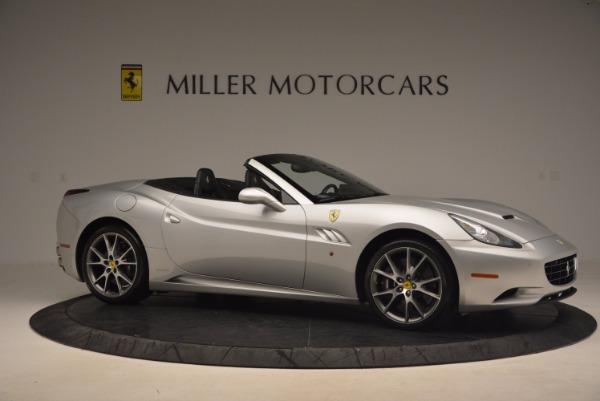Used 2012 Ferrari California for sale Sold at Maserati of Westport in Westport CT 06880 10