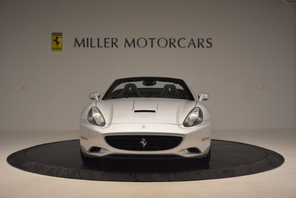 Used 2012 Ferrari California for sale Sold at Maserati of Westport in Westport CT 06880 12