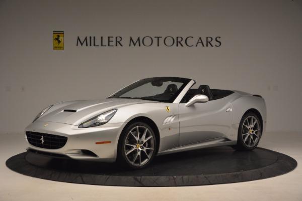 Used 2012 Ferrari California for sale Sold at Maserati of Westport in Westport CT 06880 2