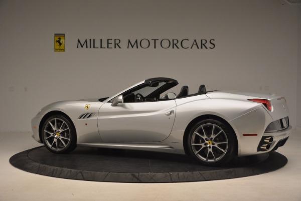 Used 2012 Ferrari California for sale Sold at Maserati of Westport in Westport CT 06880 4