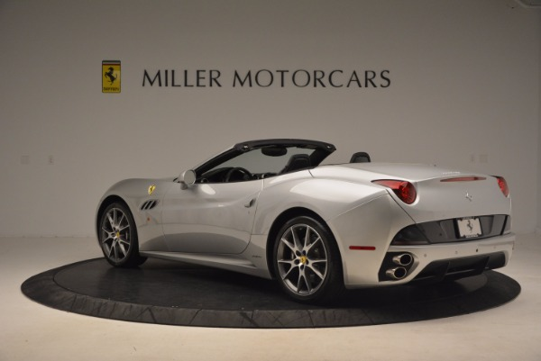 Used 2012 Ferrari California for sale Sold at Maserati of Westport in Westport CT 06880 5
