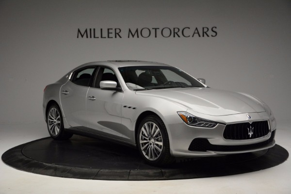 Used 2014 Maserati Ghibli for sale Sold at Maserati of Westport in Westport CT 06880 10