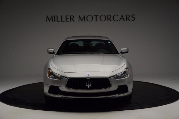Used 2014 Maserati Ghibli for sale Sold at Maserati of Westport in Westport CT 06880 11
