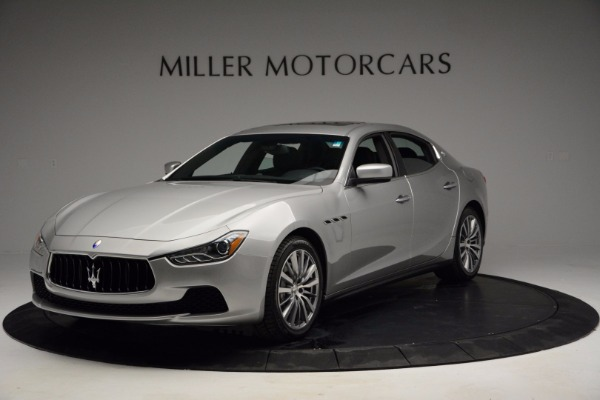 Used 2014 Maserati Ghibli for sale Sold at Maserati of Westport in Westport CT 06880 12