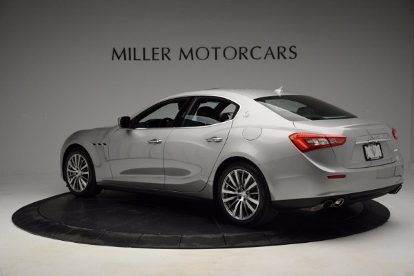 Used 2014 Maserati Ghibli for sale Sold at Maserati of Westport in Westport CT 06880 3
